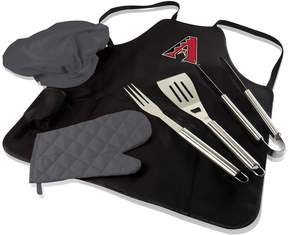 Picnic Time Arizona Diamondbacks BBQ Apron, Utensil & Tote Set