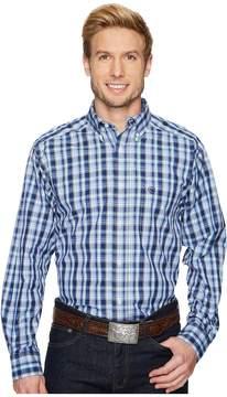 Ariat Danny Shirt Men's Long Sleeve Button Up