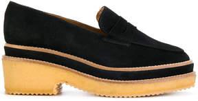 Castaner contrast loafers