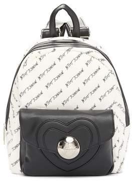 Betsey Johnson Heart Logo Backpack
