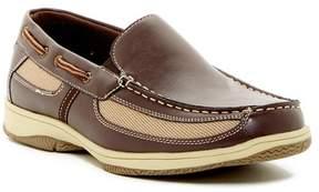 Deer Stags Pal Moc Boat Shoe (Little Kid & Big Kid)