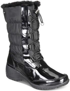 Khombu Women's Bella Cold-Weather Waterproof Boots Women's Shoes