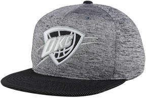 Mitchell & Ness Oklahoma City Thunder Space Knit Snapback Cap