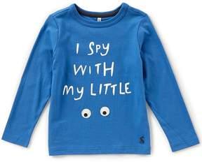 Joules Little Boys 3-6 I Spy Long-Sleeve Tee