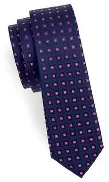 Michael Kors Boy's Box Silk Tie
