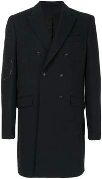 Pierre Balmain double breasted coat
