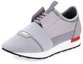 Balenciaga Knit Low-Top Sneaker