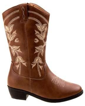 KensieGirl Kids' Cowboy Boot Pre/Grade School