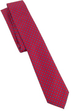 Chaps Boys Circle Dotted Tie