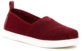 Toms Knit Alpargata Slip-On Sneaker (Little Kid & Big Kid)