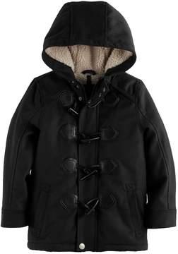 Urban Republic Boys 4-7 Toggle Wool Heavyweight Jacket