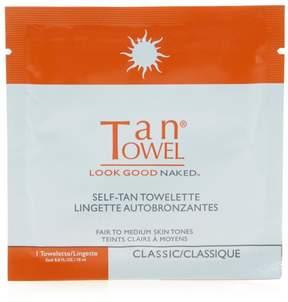 TanTowel Full-Body Classic Single Towelette