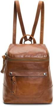 Frye Melissa Zip Antique Leather Backpack