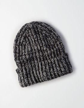 American Eagle Outfitters AE Marled Ribbed Beanie
