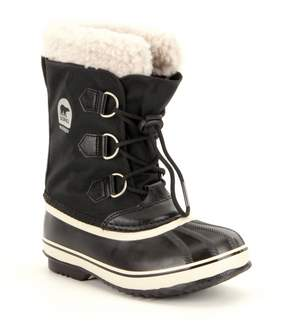 Sorel Kids Waterproof Yoot Pac Nylon Boots