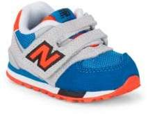 New Balance Baby Boy's Colorblock Grip-Tape Sneakers