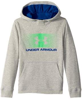 Under Armour Kids Cotton French Terry Hoodie Boy's Sweatshirt