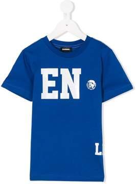 Diesel EN printed T-shirt