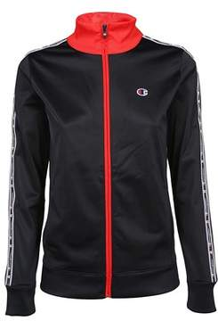 Champion Women's Black Polyester Sweatshirt.