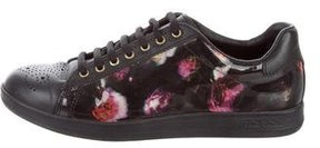 Paul Smith Round-Toe Low-Top Sneakers