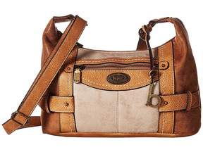 b.ø.c. Shackleford PB Crossbody Shoulder Handbags