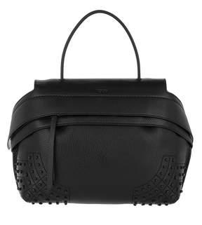 Tod's Wave Bag Gommini Small Black