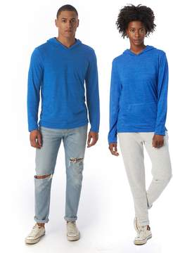 Alternative Apparel Marathon Eco-Jersey Pullover Hoodie
