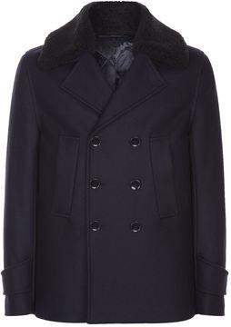 Officine Generale Wool Pea Coat