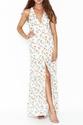 Soieblu Floral Maxi Dress