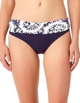 Anne Cole Printed Bikini Bottom