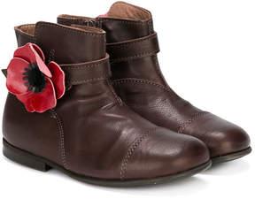 Pépé poppy detail boots