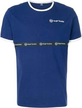 Sergio Tacchini logo print T-shirt