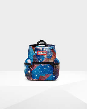 Hunter Top Clip Space Camo Mini Backpack