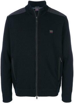 Paul & Shark zipped soft jacket