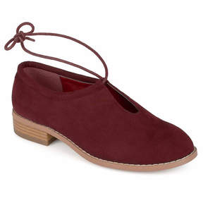 Journee Collection Petal Womens Slip-On Shoes