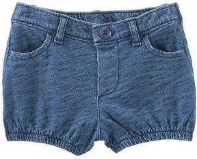 Osh Kosh Baby Girl Slubbed Bubble Shorts