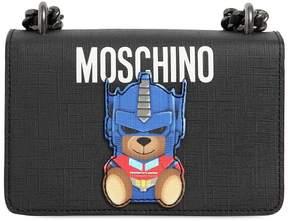 Moschino Teddy Transformer Shoulder Bag