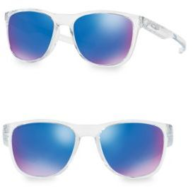 Oakley Trillbe55MM X Polarized Round Sunglasses