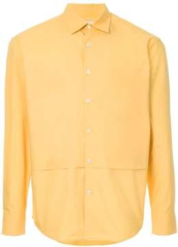 Cerruti layer detail shirt