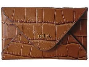 Lauren Ralph Lauren Medium Card Case Handbags