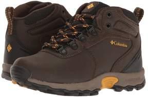 Columbia Kids Newton Ridge Waterproof Kids Shoes
