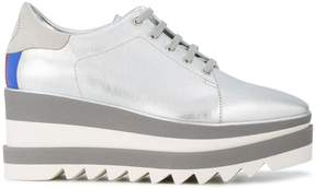 Stella McCartney Sneak-Elyse platform sneakers