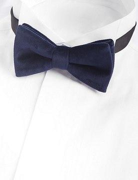 Marks and Spencer Velvet Bow Tie