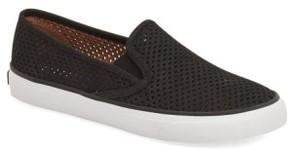Sperry Women's 'Seaside' Perforated Slip-On Sneaker