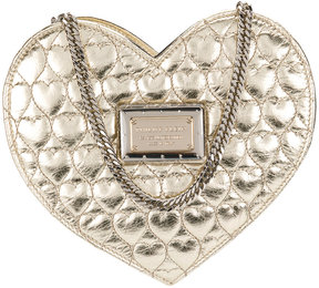Philipp Plein mini Sweet Heart shoulder bag