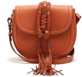 ALTUZARRA Ghianda leather cross-body bag