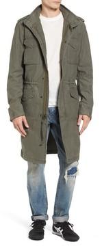 Alpha Industries Men's Quartermaster Elongated Field Coat