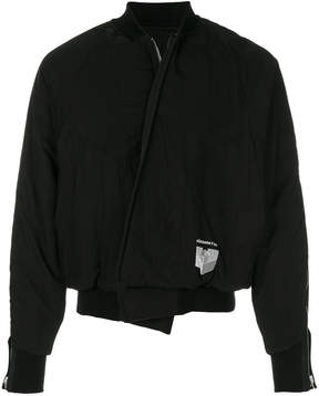 Julius oversized bomber jacket