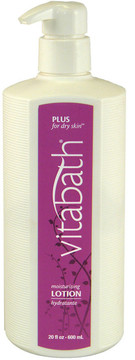 Vitabath Plus for Dry Skin Moisturizing Lotion
