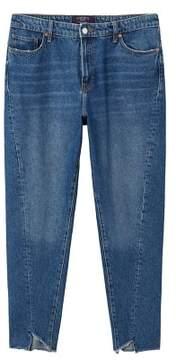 Violeta BY MANGO Mom-fit jeans